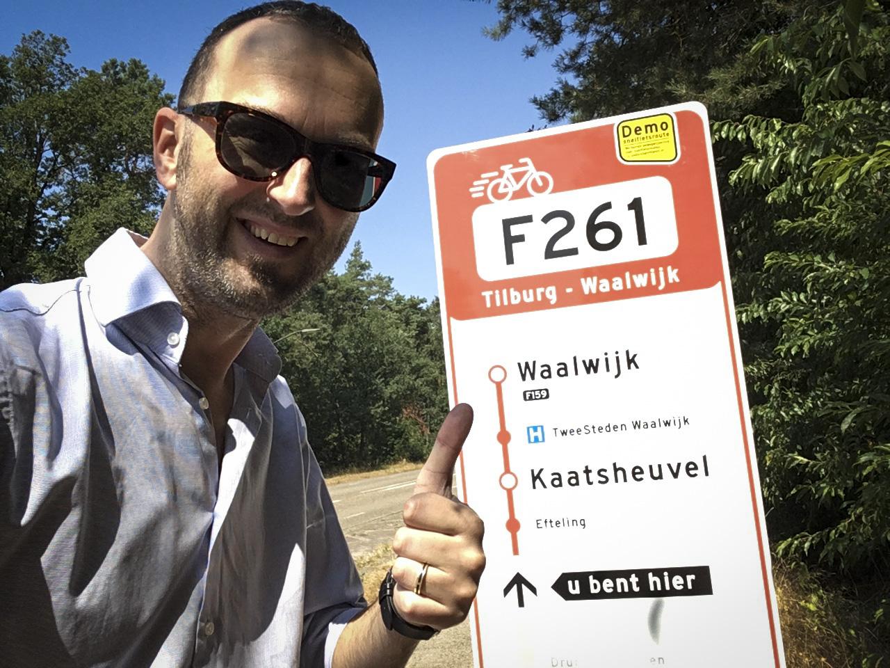 Snelfietsroute F261