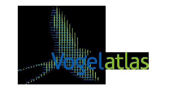 Logo van Vogelatlas ontworpen door Thoas.nl