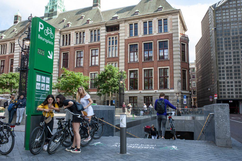 Fietsparkeren Amsterdam